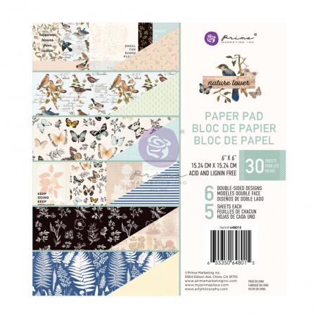 Zestaw papierów 6x6 - Nature Lover