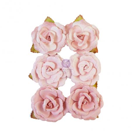 Kwiaty papierowe - My Sweet - Stitched