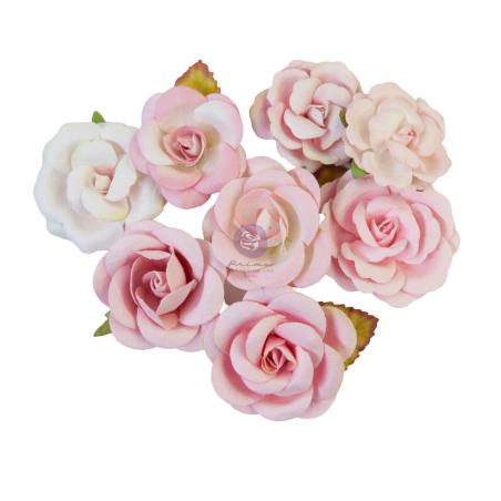 Kwiaty papierowe - Magic Love - Pink Dreams