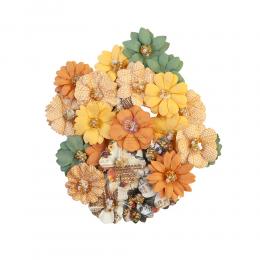 Kwiaty papierowe - Diamond...