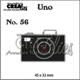 Wykrojniki Crealies - Uno -...