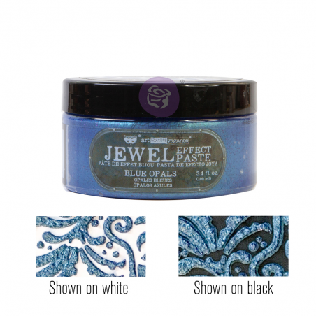 Art Extravagance Jewel Pasta -  Blue Opals
