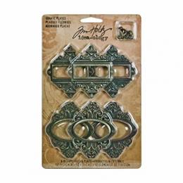 Metalowe ramki - Ornate...