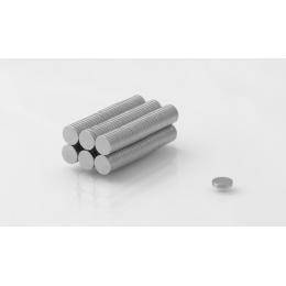 Magnesy neodymowe 5x1mm 10szt