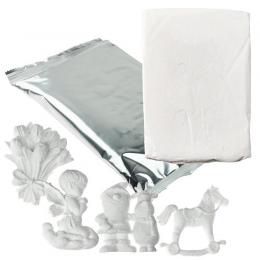 Masa plastyczna - biała 100g
