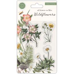 Stemple akrylowe - Flora