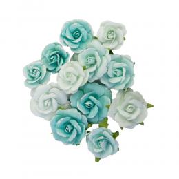 Kwiaty papierowe - With...
