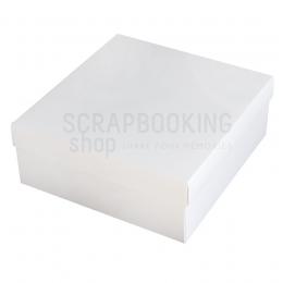 Pudełko 180x170x80mm - białe