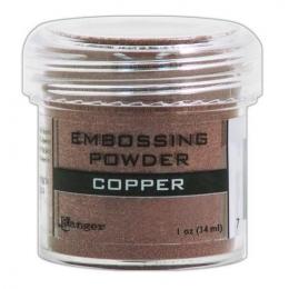 Puder do embossingu - Copper